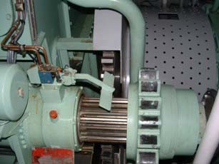 Turning Gear Interlock